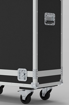 Peavey 430B 412 Cabinet Flight Case