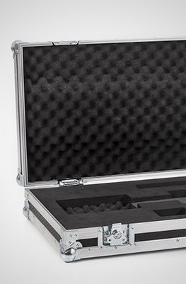 Gibson Les Paul Guitar Flight Case
