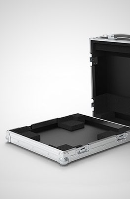M2GO HD Lighting Console Flight Case
