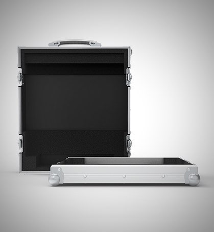 M2GO HD Lighting Desk Case