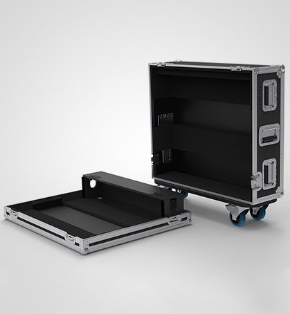 Si Expression 2 Flight Case