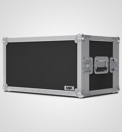 Live In amp Head Flight Case