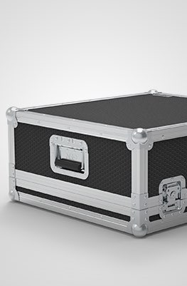 Soundcraft Si Expression 1 Mixer Flight Case