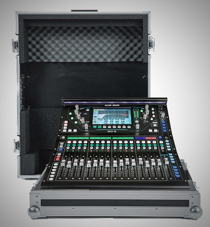 Allen and Heath SQ5 Flight Case