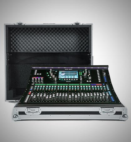 Allen and Heath SQ6 Flight Case