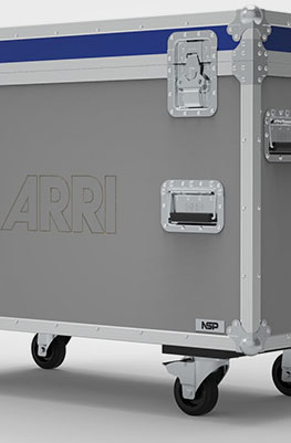ARRI L7-TT Flight Case