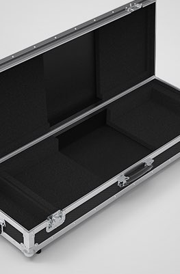 Virus TI Desktop Keyboard Flightcase