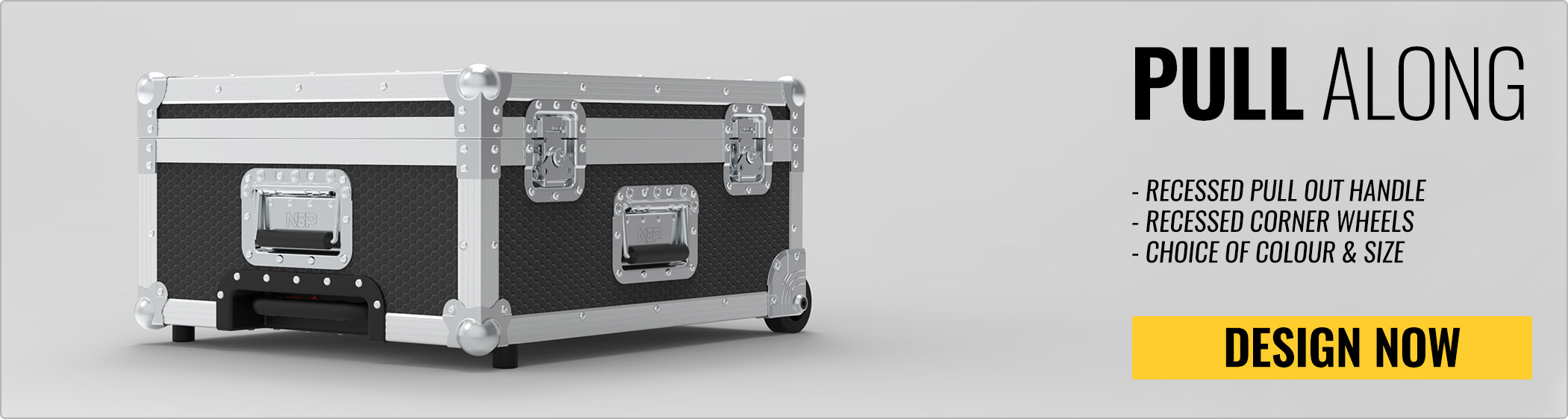 Design your own Pull Along Case