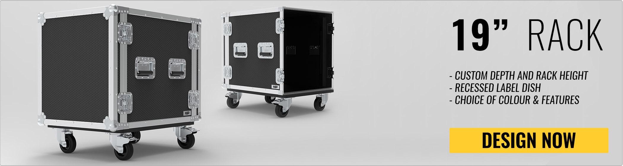 Design your own Rack Case