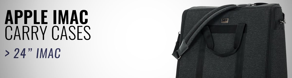 """24"""" iMac Bags"""