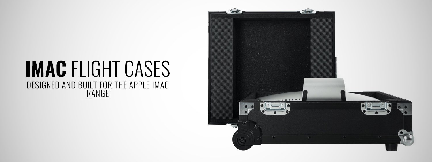 sports shoes a875b 9fc43 Apple iMac Flight Case Manufacturer in the UK | NSP Cases